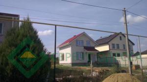 Крыша - металлочерепица