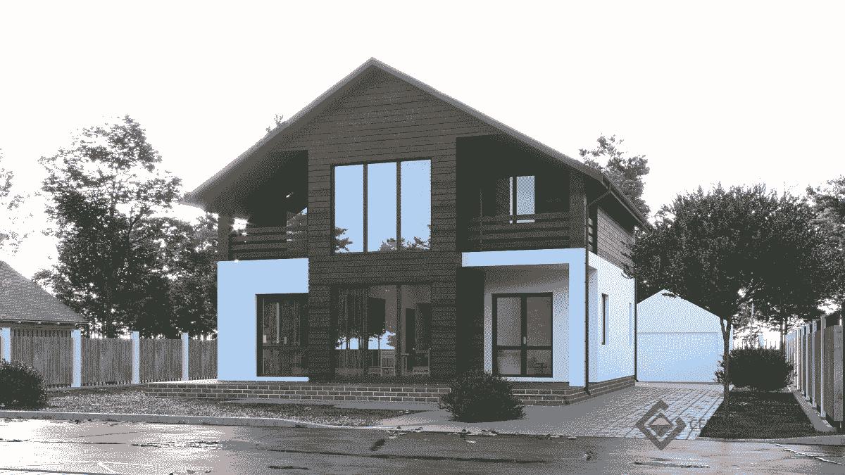 продам финский дом