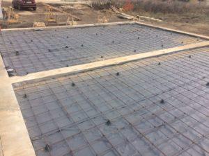Подготовка перед заливкой бетона
